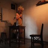 ソロダンス 「kara kara …」  @ cafe spile   の写真です