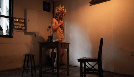 ソロダンス 「kara kara ...」  @ cafe spile   の写真です